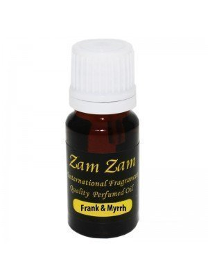 Zam Zam Fragrance Oil - Frank & Myrrh