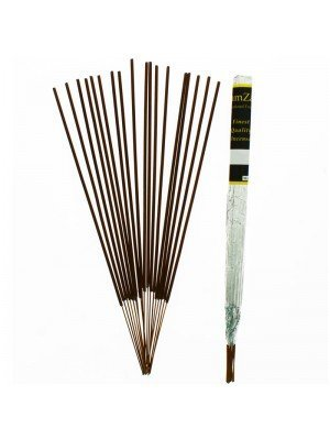 Zam Zam Wrapped Foil Incense Sticks - Amber