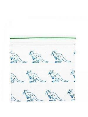 Zipper Grip Seal Baggies- Kangaroo (50x50mm)