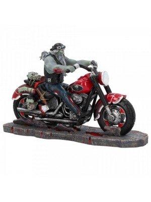 Zombie Biker - 20cm