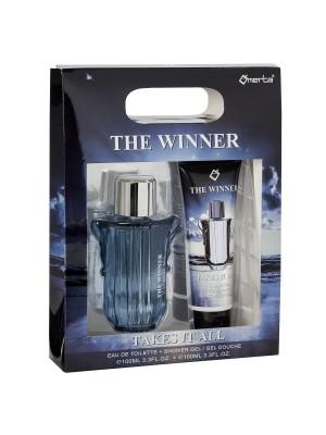Omerta Mens Gift Set - The Winner Takes It All 100ml