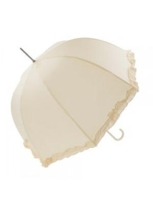 Luxury Ivory Wedding Umbrella