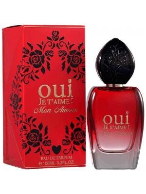 Linn Young Ladies Perfume - Oui Je T'Aime! Mon Amour (100ml)