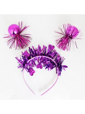 Tinsel & Ball Deely Bopper - Assorted Colours