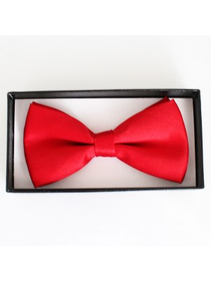 Red Bow Tie (Gift Boxed)