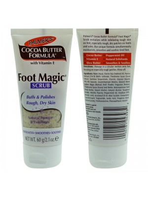 Palmer's Cocoa Butter Formula - Foot Magic Scrub (60g)
