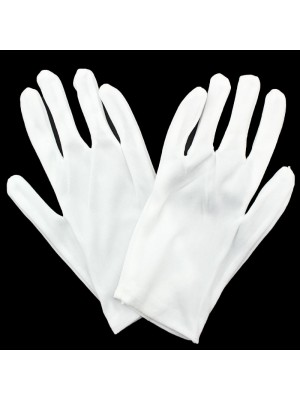 Magician Gloves - White