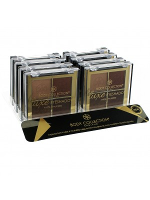 Body Collection Luxe Eyeshadow - Cognac Diamond