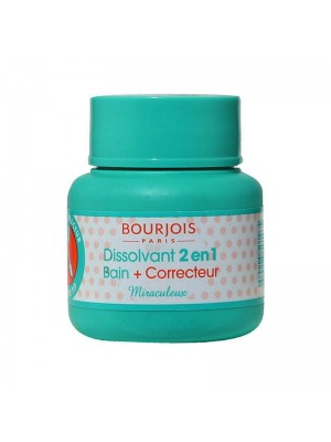 Bourjois 2 in 1 Magic Nail Polish Remover and Corrector