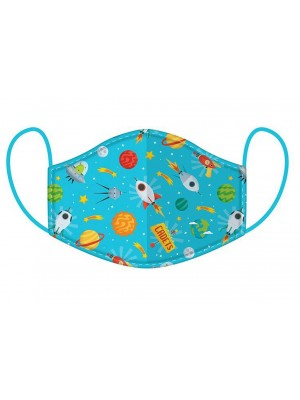 Kids Space Cadet Reusable Face Covering
