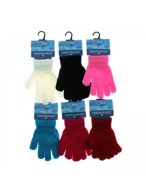 Children's Fresh Feel Magic Gloves - Assorted Colours