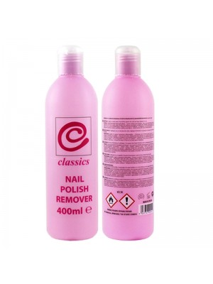 Classics Acetone-Based Nail Polish Remover - (400ml)