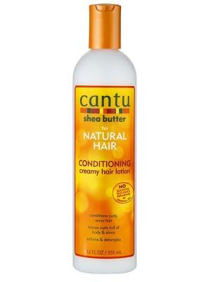 Cantu Natural Creamy Hair Lotion - (355 ml)