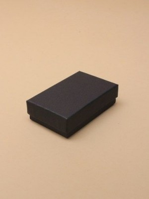 Black Gift Box - 8.5x5.5x2.5cm