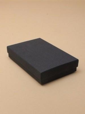 Black Gift Box - 11.5x7.5x2.5cm