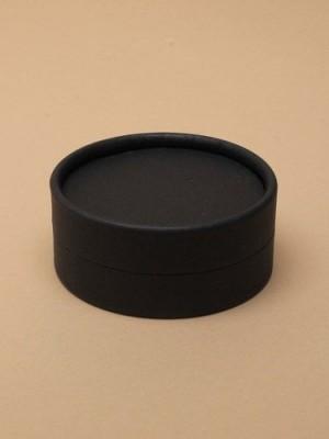 Black Round Gift Box-8.5x8.5x4cm