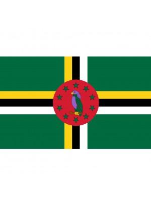 Dominica's Flag - 5ft x 3ft