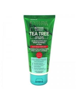 Eveline Botanic Expert Tea Tree - S.O.S Hand Cream Compress 100ml