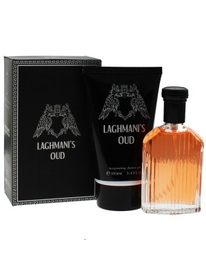 Fine Perfumery 2 Piece Mens Gift Set - Laghmani's Oud