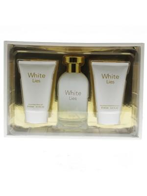Fine Perfumery White Lies Ladies Gift Set