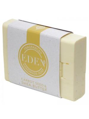 Eden Handmade Soap Bar - Carrot Seed & Shea Butter