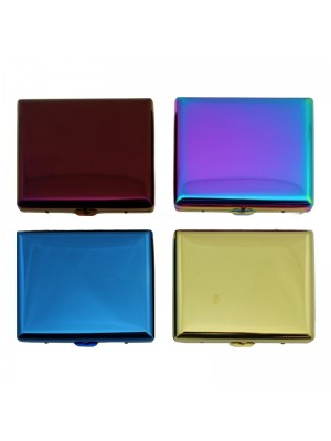 Champ Rainbow Cigarette Case - Assorted colours