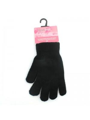 Ladies Fresh Feel Magic Gloves - Black