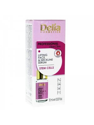 Delia Lifting Face & Neckline Serum - Stem Cells