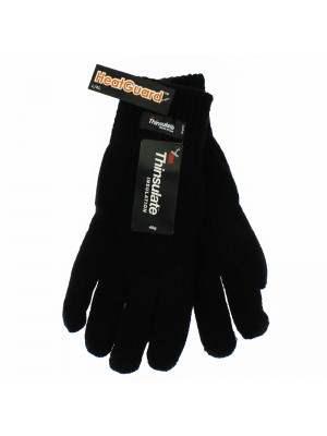 Men's Thinsulated Knitted Gloves - Assorted Sizes