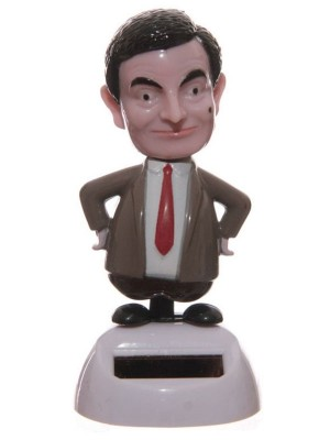 Mr Bean Solar Pal - 10cm