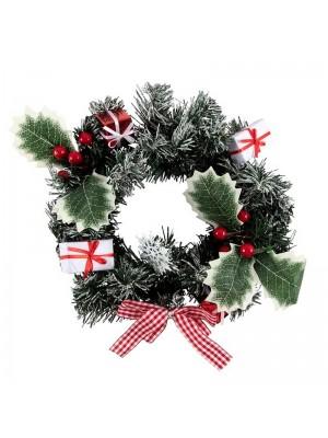 Nordic Decorated Wreath -30cm