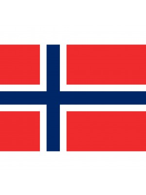 Norway Flag - 5ft x 3ft