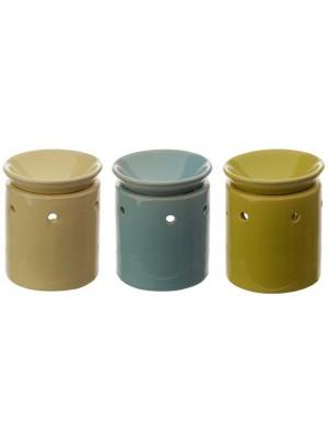 Small Ceramic Dot Oil Burner-7.4 X 8cm