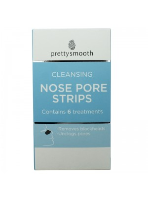 Pretty Smooth Cleansing Nose Pore Strips