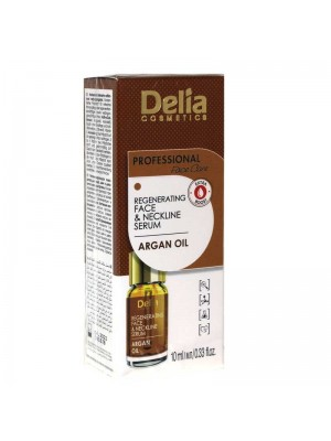 Delia Regenerating Face & Neckline Serum - Argan Oil
