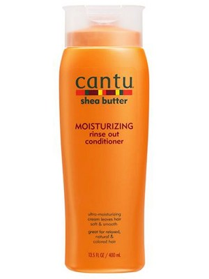 Cantu Moisturizing Rinse Out Conditioner - (400 ml)
