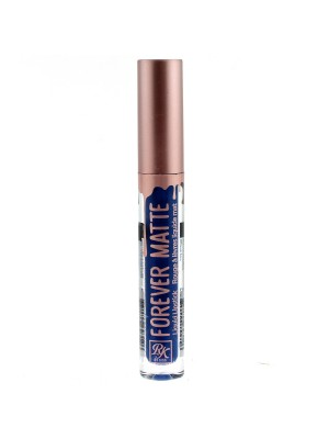 Ruby Kiss Forever Matte Liquid Lipstick - Azure