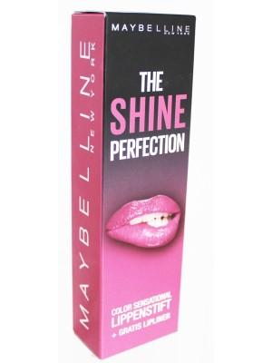 Maybelline New York The Shine Protection Lipstick & Lipliner-148/120