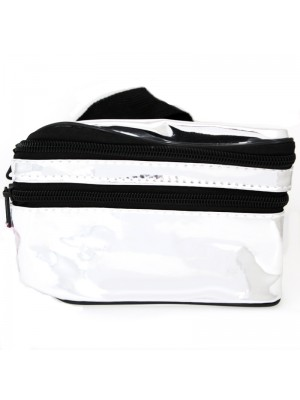 Shiny Bum Bag - Assorted Colours