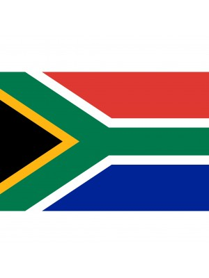 South African Flag - 5ft x 3ft