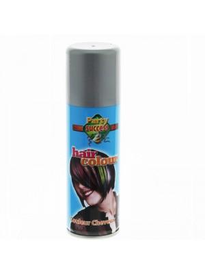 Temporary Hair Spray- Silver 125ml