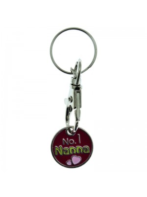 Trolley Coin - No.1 Nanna