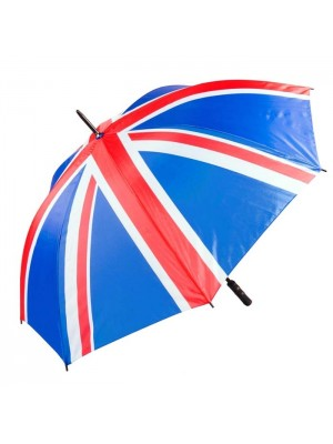 Union Jack Souvenir Golf Umbrella