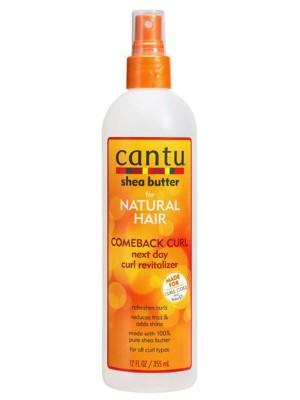 Cantu Comeback Curl Next Day Curl Revitalizer - (355 ml)