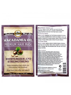 Difeel Premium Hair Mask - Macadamia Oil