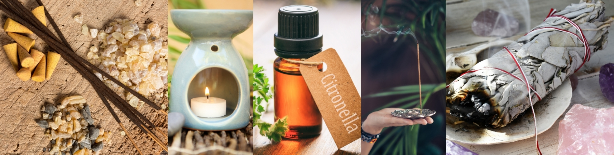 Wholesale Aromatherapy Products | Citronella | Essential Oils | Fragrance Oils | Resin Incense | Oil Burners | Air Fresheners | Smudge Sticks