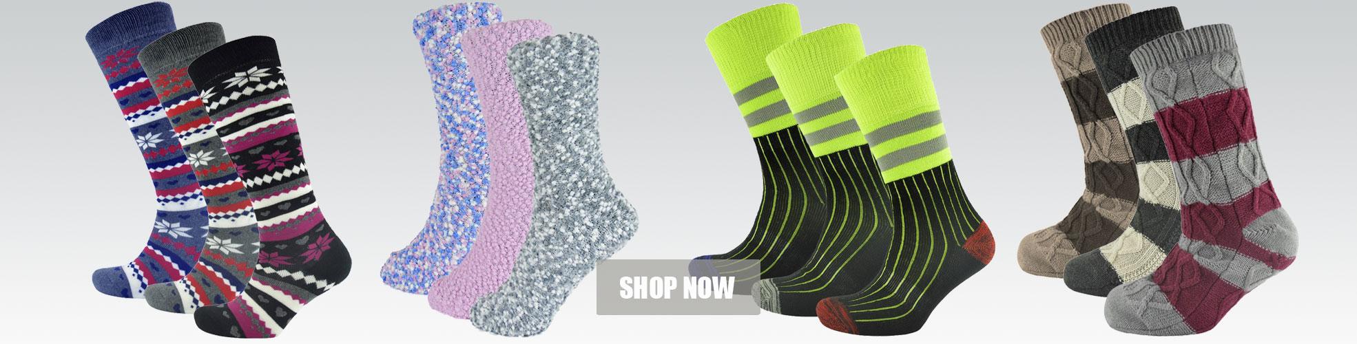 Wholesale Winter Socks Slipper
