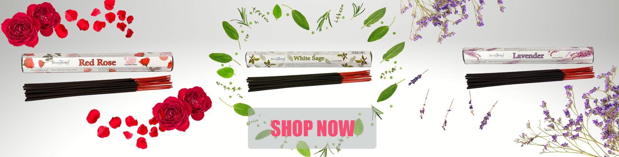 Wholesale Incense Sticks & Incense Cones