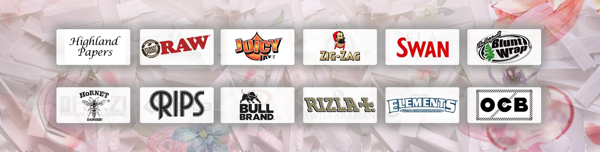 Wholesale Smoking, Rolling Papers, Raw, Rizla, Zig-Zag