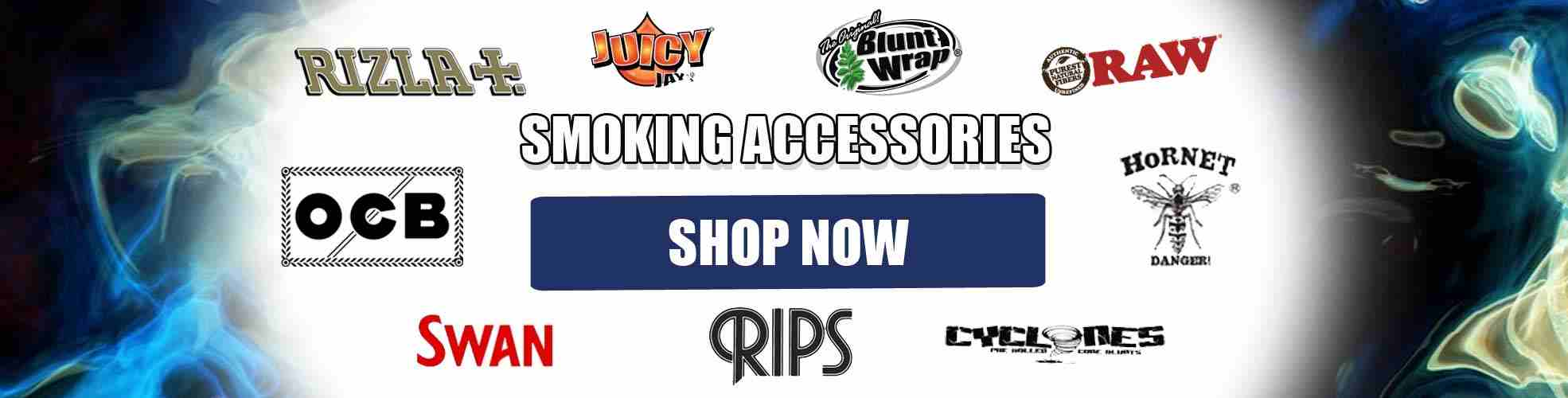 Highland Papers, RAW, Juicy Jay's, ZIG-ZAG, Swan, Blunt Wrap, Hornet, Rips, Bull Brand, Rizzla+, Elements, OCB, Smoking, Rolling Smoking Papers, Apollo Wholesale.